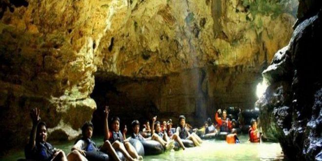 Serunya Wisata Cave Tubing Goa Pindul Di Jogja Deras Co Id