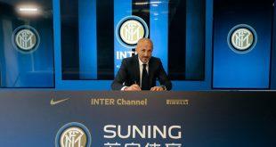 Inter Resmi Lantik Luciano Spaletti Sebagai Allenatore Baru