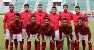 Indonesia U-22 Hancurkan Mongolia 7-0