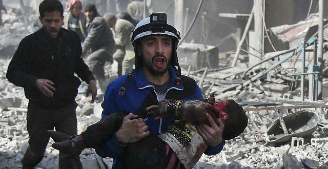 Suriah Tinggalkan Ghouta Timur