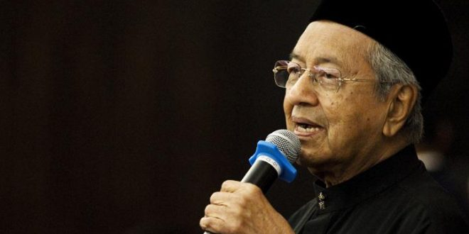 PM Mahathir Batalkan Proyek Kereta Cepat Dengan Singapura