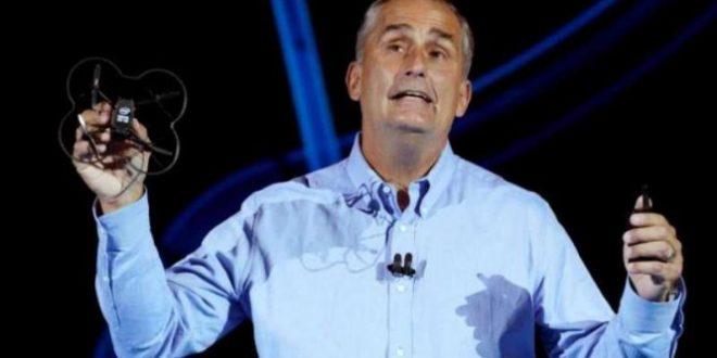 Ini Penyebab CEO Intel Mengundurkan Diri