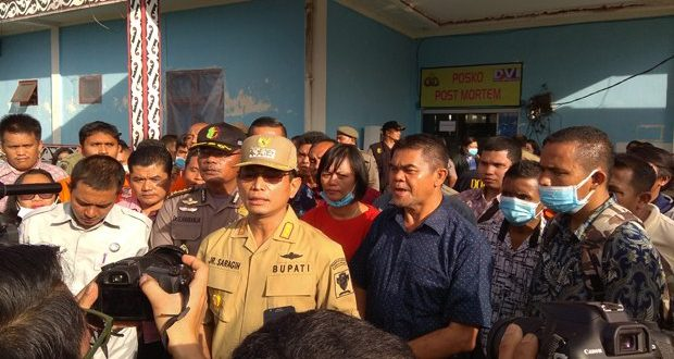 Tim DVI Polri Berhasil Identifikasi Korban KM Sinar Bangun