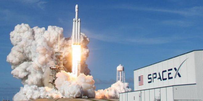 Space X Akan Luncurkan Satelit Militer Tahun 2020