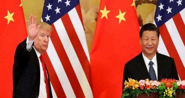 CIA Ungkap Perang Dingin Antara AS dan China