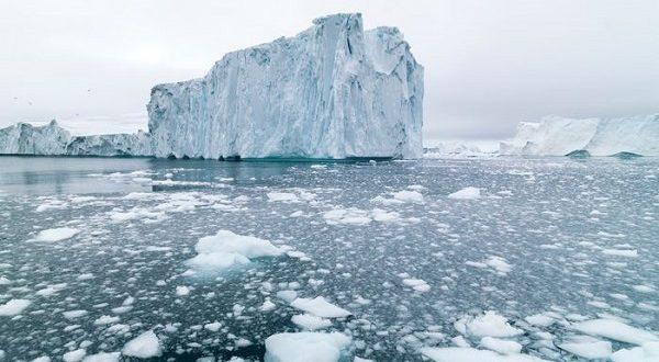 Pemanasan Global, Lapisan Es Terbesar di Bumi Terancam Mencair