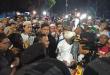 Ratusan Jama'ah Habib Bahar Bin Smith Dihadang Polisi Sebelum Masuk Bandara