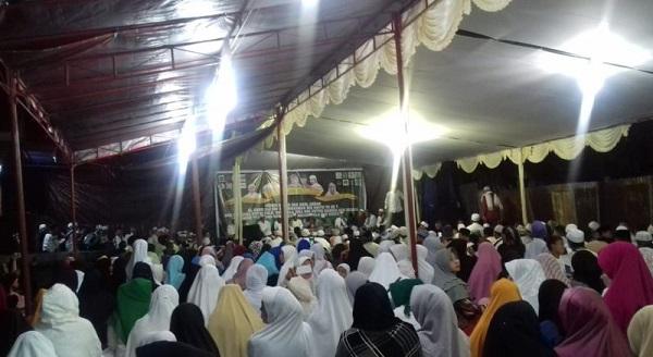 Baca, Begini Kronologi Lengkap Penolakan Habib Bahar Di Manado
