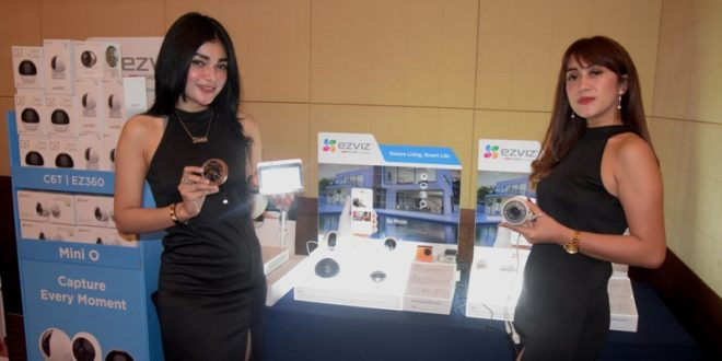 EZVIZ Hadirkan Solusi Keamanan Smart Home Tercanggih