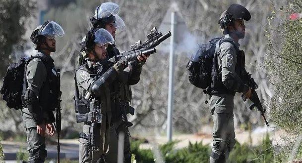 Pasukan Penjajah Zionis Israel Serbu Ibu Kota Palestina