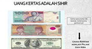 Sihir Uang Kertas dan Perampokan Bangsa-Bangsa