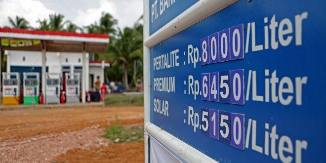 Premium Turun 100 Perak Per liter, Ini Kata Pengamat