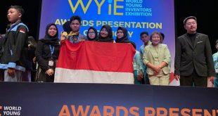 Cookies Daun Kelor Inovasi Siswa Asal Sumut Sukses Boyong Medali Emas Internasional