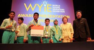 Akibat Kulit Durian, Para Peneliti Dari Sekolah Islam Ini Raih Medali Emas Di Malaysia