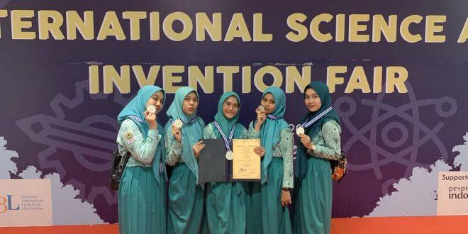 SMA di Medan Ini Ukir Prestasi Lagi Di Tingkat Dunia, Medali Perak Sukses Diraih