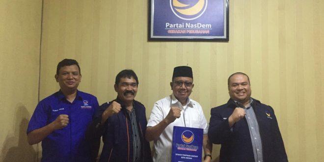 M.Syafi'i Bakal Maju Menjadi Calon Wali Kota Medan