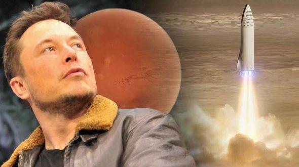 Elon Musk Ingin Buat Kota Baru Di Mars, Ini Syaratnya