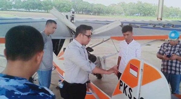 Haerul, 'New Habibie' Asal Penrang Diundang KSAU Gara-gara Barang Bekas