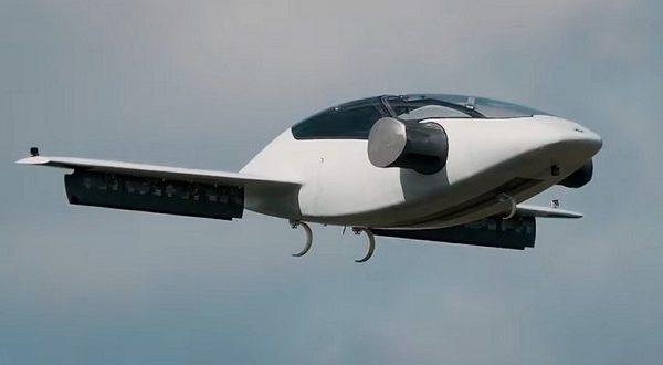 Perusahaan Asal Jerman Akan Operasikan Taksi Terbang Tahun 2025