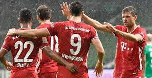 Bremen Vs Bayern Menang Tipis, Kunci Gelar Juara