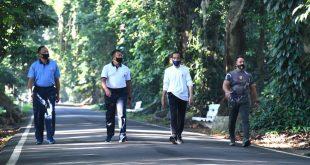 TNI AL SIAP DUKUNG PENERAPAN ADAPTASI KEBIASAAN BARU DAN MENDISIPLINKAN MASYARAKAT