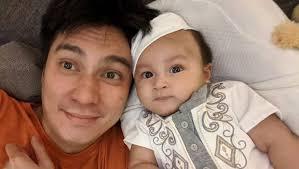 Baim Wong Berkunjung Ke Ponpes Darut Tauhid, Aa Gym Bertanya Apakah Ingin Anaknya jadi Hafiz?