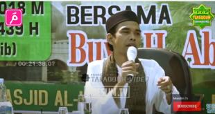 Penjelasan Ustad Abdul Somad, Bolehkah Berkurban Dari Uang Hasil Arisan?