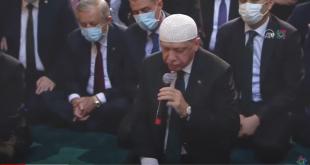Merdunya Tilawah Presiden Erdogan, Shalat Jum'at Perdana Setelah 86 Tahun di Masjid Hagia Shopia