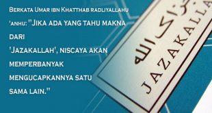 Islam Ajarkan Cara Berterima Kasih Terbaik Untuk Ummatnya