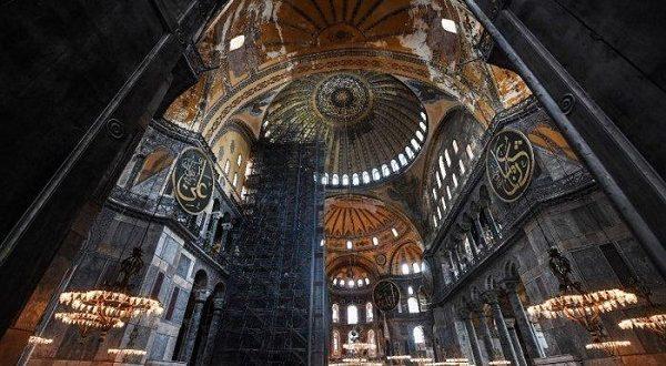Masjid Hagia Sophia Jadi Cahaya Terang, UNESCO dan Negara-negara Dunia Berang