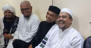 Habib Rizieq dan UAS Ditawarkan Nasdem Ikut Nyapres, Ketua PA 212 Ketawa