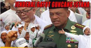 Viral… Video Pernyataan Jenderal Gatot Nurmantyo Dukung KAMI, Pendukung Jokowi Tuding KAMI Mau Makar