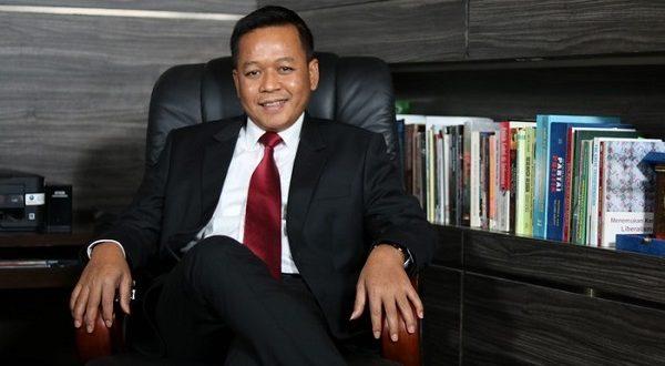 Dr. Muryanto Amin Terpilih Sebagai Rektor USU 2021-2026