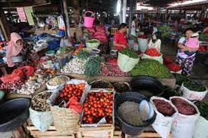 PPKM Membuat Pedagang Pasar Terus Merugi
