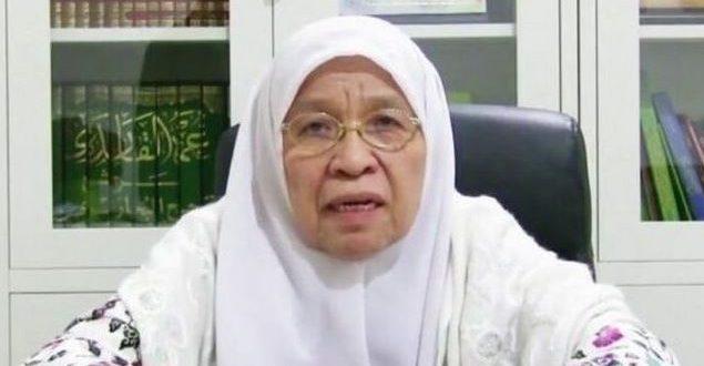 Innalillahi, Pakar Fikih Perbandingan Mazhab Prof. Dr. Huzaemah Tahido Yanggo Telah Wafat