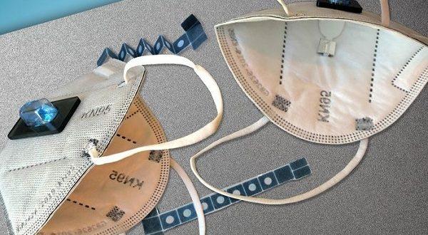 Canggih, Kolaborasi Insinyur Harvard dan MIT Hasilkan Masker Pendeteksi Covid-19